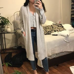 Monk & Lou Long Cardigan